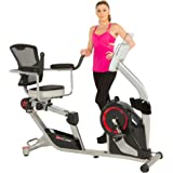 Fitness Reality X Class 310SX Bluetooth Smart Technology Magnetic Recumbent Exercise Bike with Free App