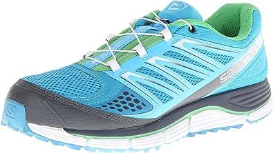 Salomon X-Wind Pro Womens Zapatillas Para Correr - 36: Amazon.es ...