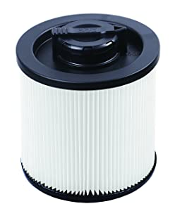 DeWalt DXVC4001 Regular Cartridge Filter- 4 Gal