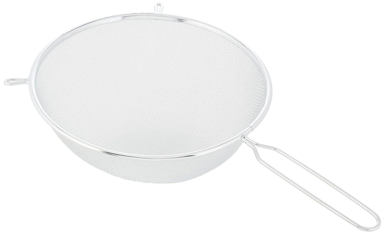 Chef Aid 10e00407/Bo/îte en m/étal Passoire Noir