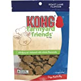 KONG - Farmyard Friends™ - All Natural Dog Treats - Roast Lamb (Best used with KONG Classic Rubber Toys)