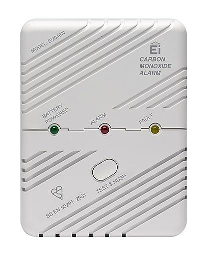 Ei Electronics - Detector de monóxido de carbono [Importado de Reino Unido]