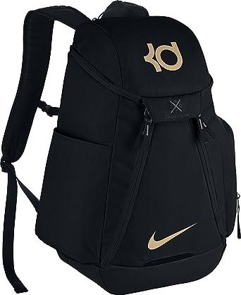 329dfc860d Nike KD Air Max Basket Elite Sac à Dos Taille Unique Noir/Noir/Or  Métallique: Amazon.fr: Vêtements et accessoires