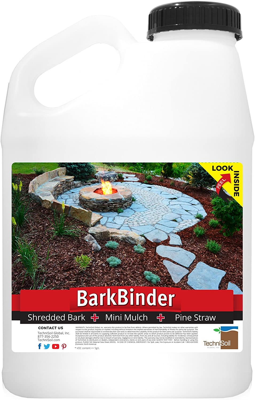 Amazon Com Barkbinder Bark Mulch Stabilizer Sealer 1 Gallon