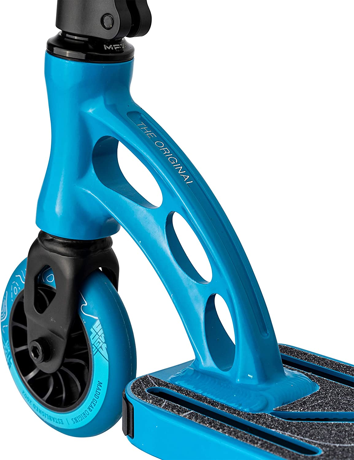 Details about  /MGP Madd Gear MGX Kick Stunt Scooter Shredder S1 Roller Freestyle Stuntscooter