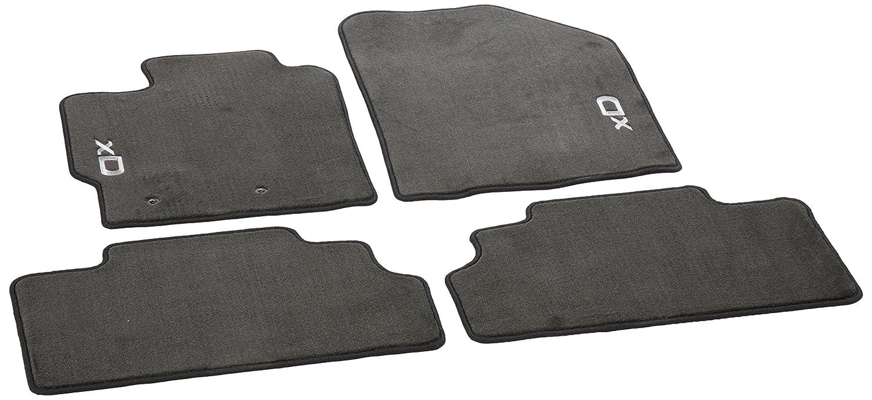 Genuine Scion Accessories PT206-52080-02 Black Carpet Floor Mat