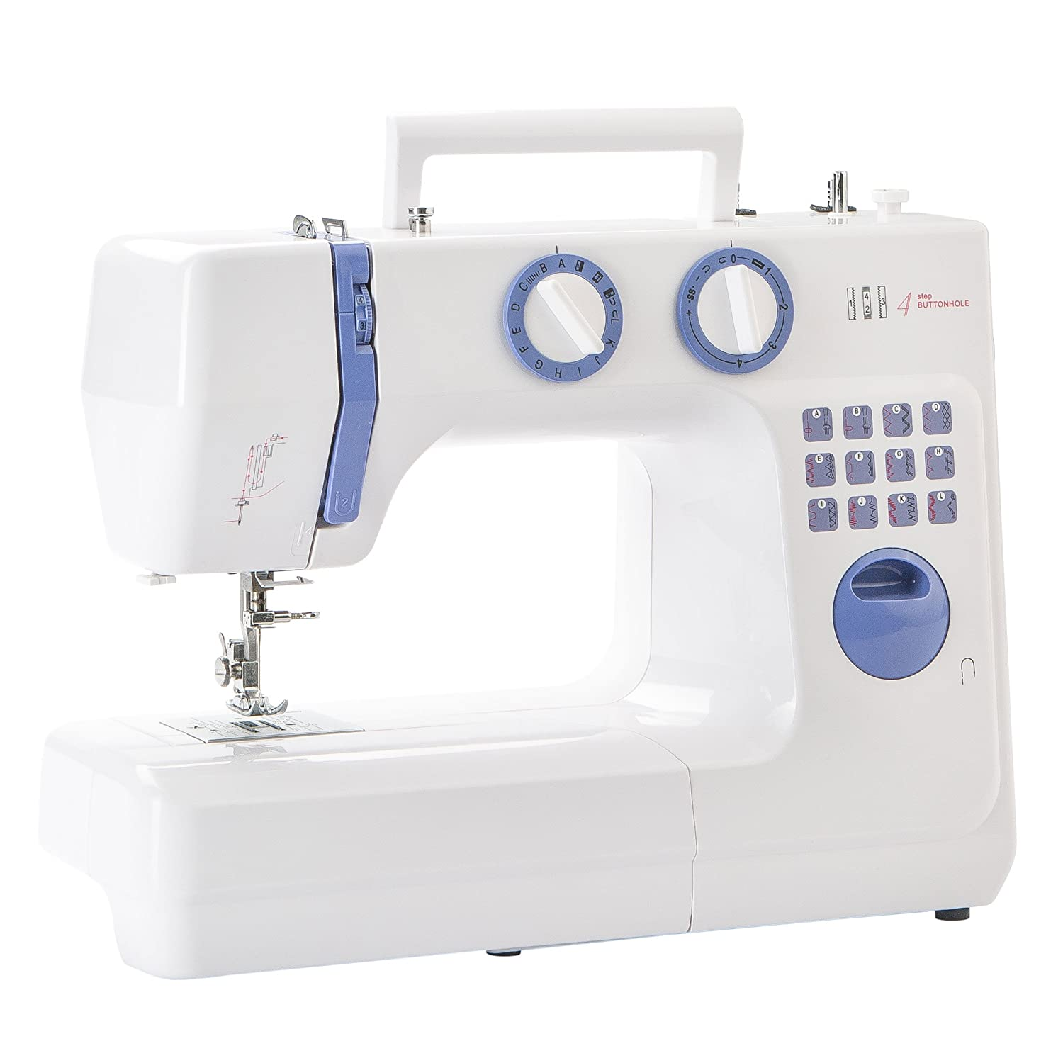 Levivo Freiarm Sewing Machine N1, Ideal for Beginners 331800000065