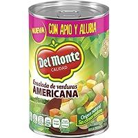Del Monte Ensalada de Verduras Americana, 425 g