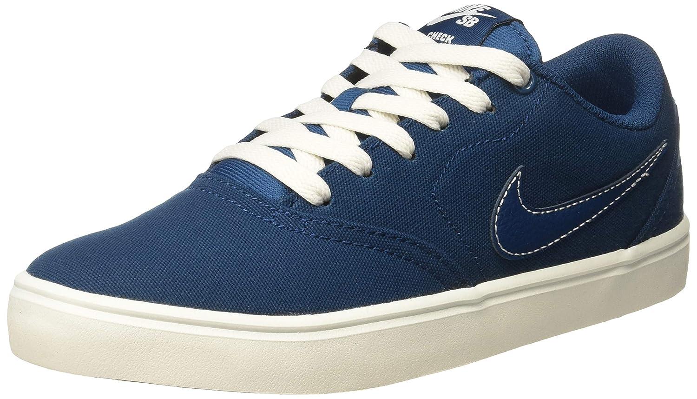 Nike WMNS SB Check Solar CNVS, Chaussures de Skateboard Femme