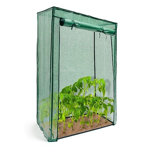 1 opinioni per Relaxdays Serra Vivaio per Pomodori Modello Tommy, 150 cm, Altezza