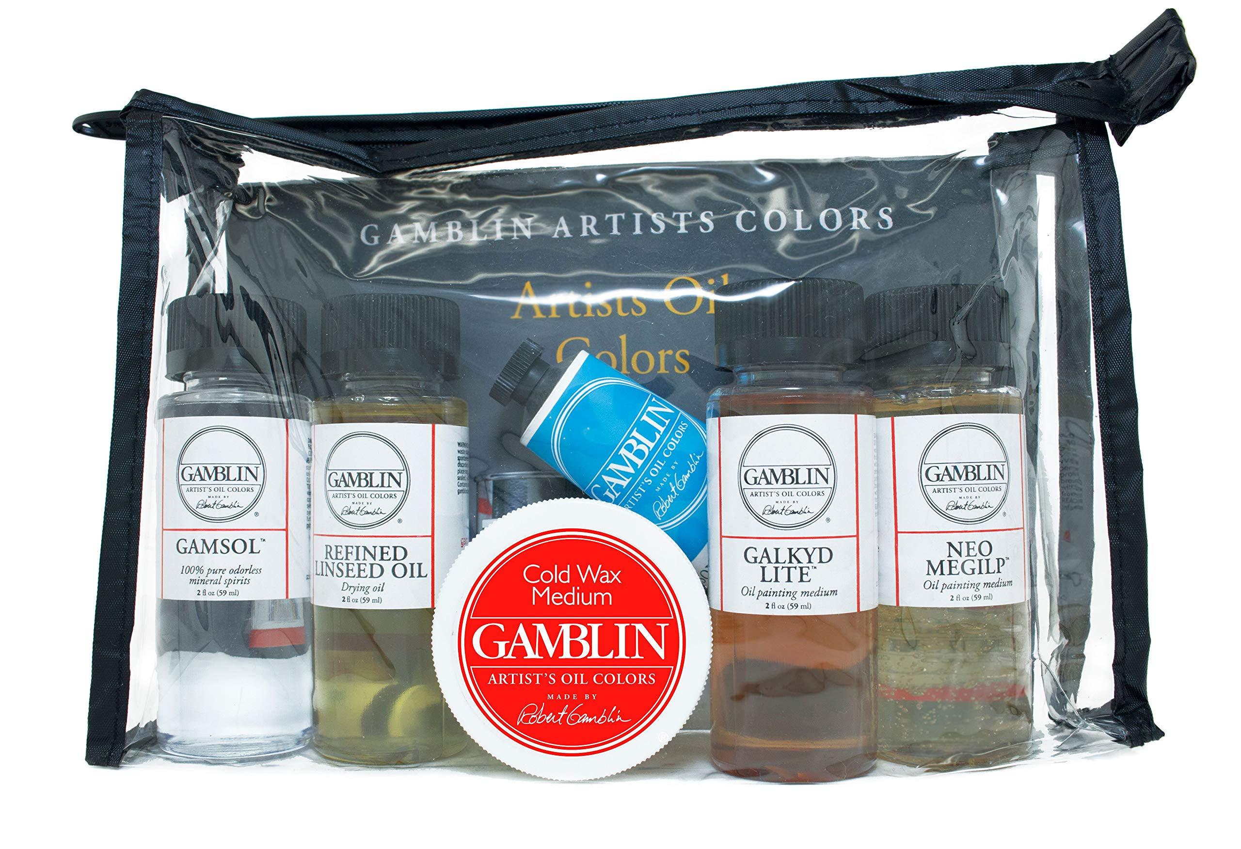 Gamblin Mediums Set by Gamblin