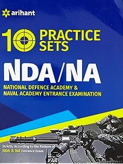 Buy lets crack nda exam national defence academy naval academy 10 practice sets nda na entrance exam malvernweather Gallery