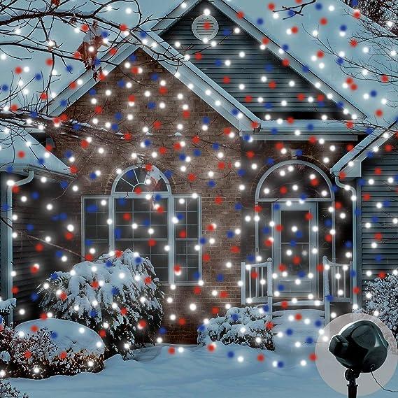 Masterplug Résistant aux intempéries Extension Lead Boîte Éclairage Extérieur Lumières De Noël