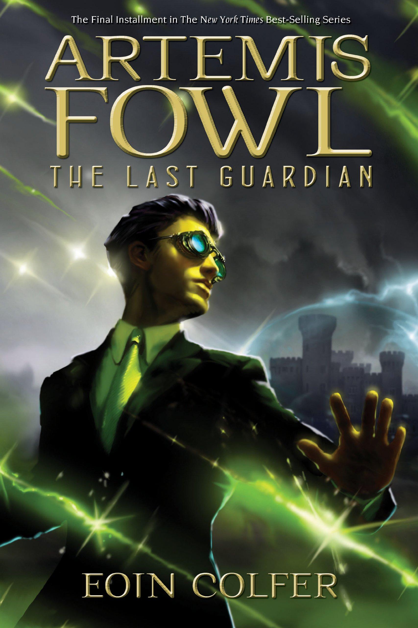 Artemis Fowl The Last Guardian Eoin Colfer 9781423164944 Amazon