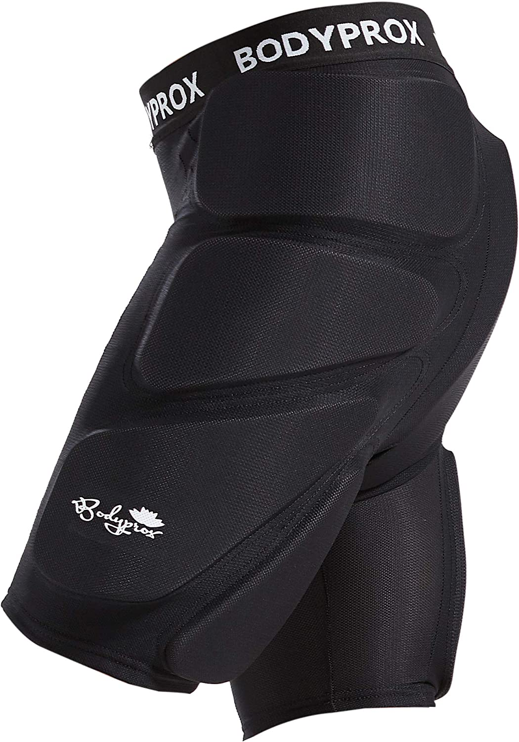 Bodyprox Protective Padded Shorts for Snowboard,Skate and Ski,3D Protection for Hip,Butt and Tailbone