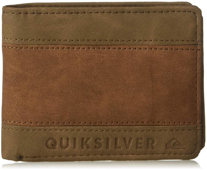 Quiksilver Men's Supply Slim Trifold Wallet EQYAA03725