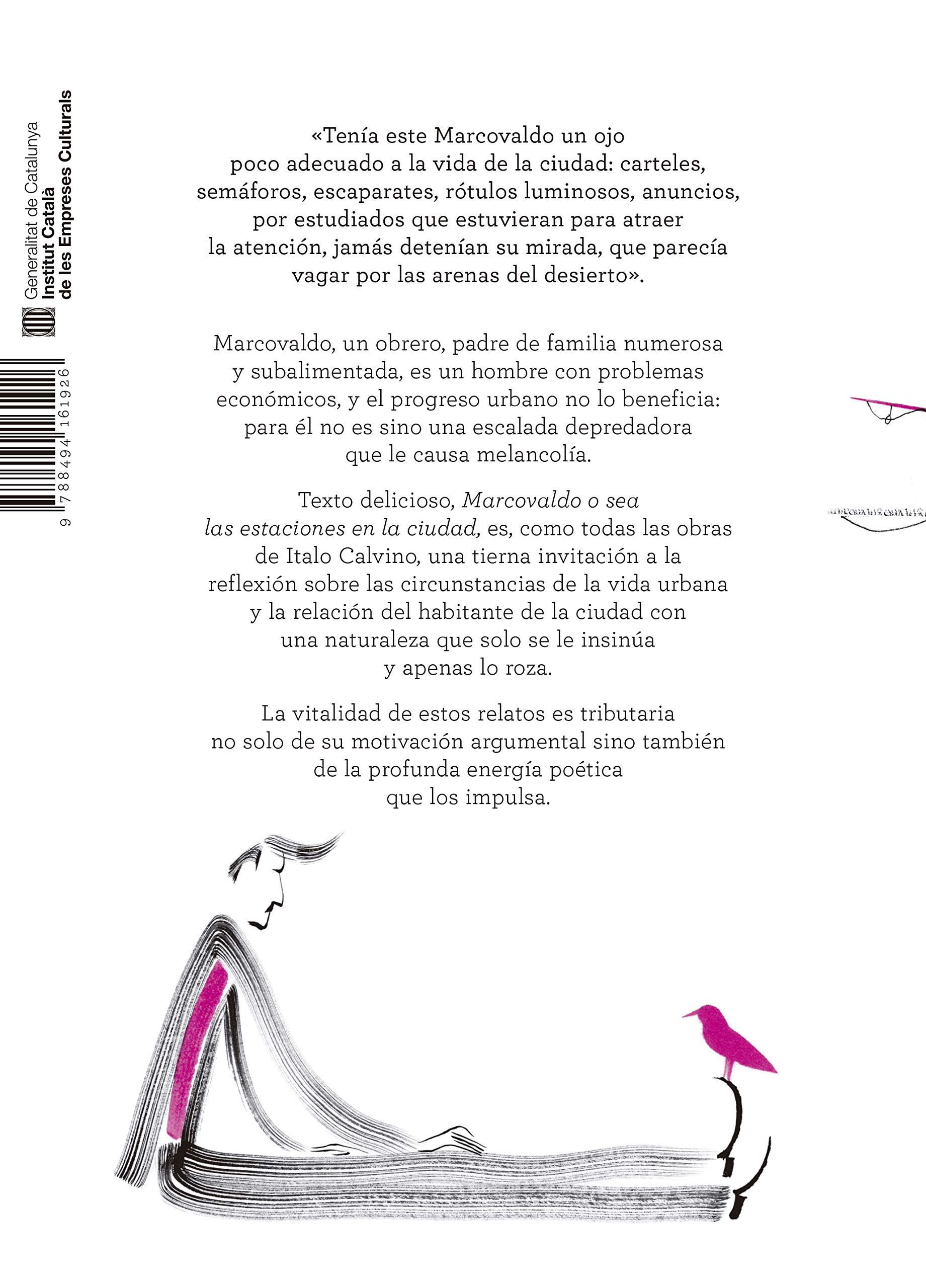 Marcovaldo Serie Illustrata / Encuentros / Hispanoamericana ...