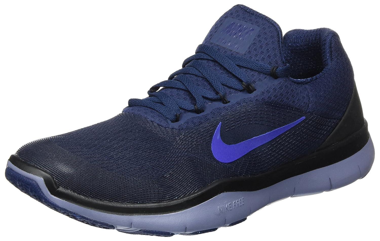 Nike Free Trainer V7, Zapatillas Deportivas para Interior para Hombre 44.5 EU|Azul (Bleumarinecollège/Bleucielfoncé/Noir/Bleuroyalprofond)