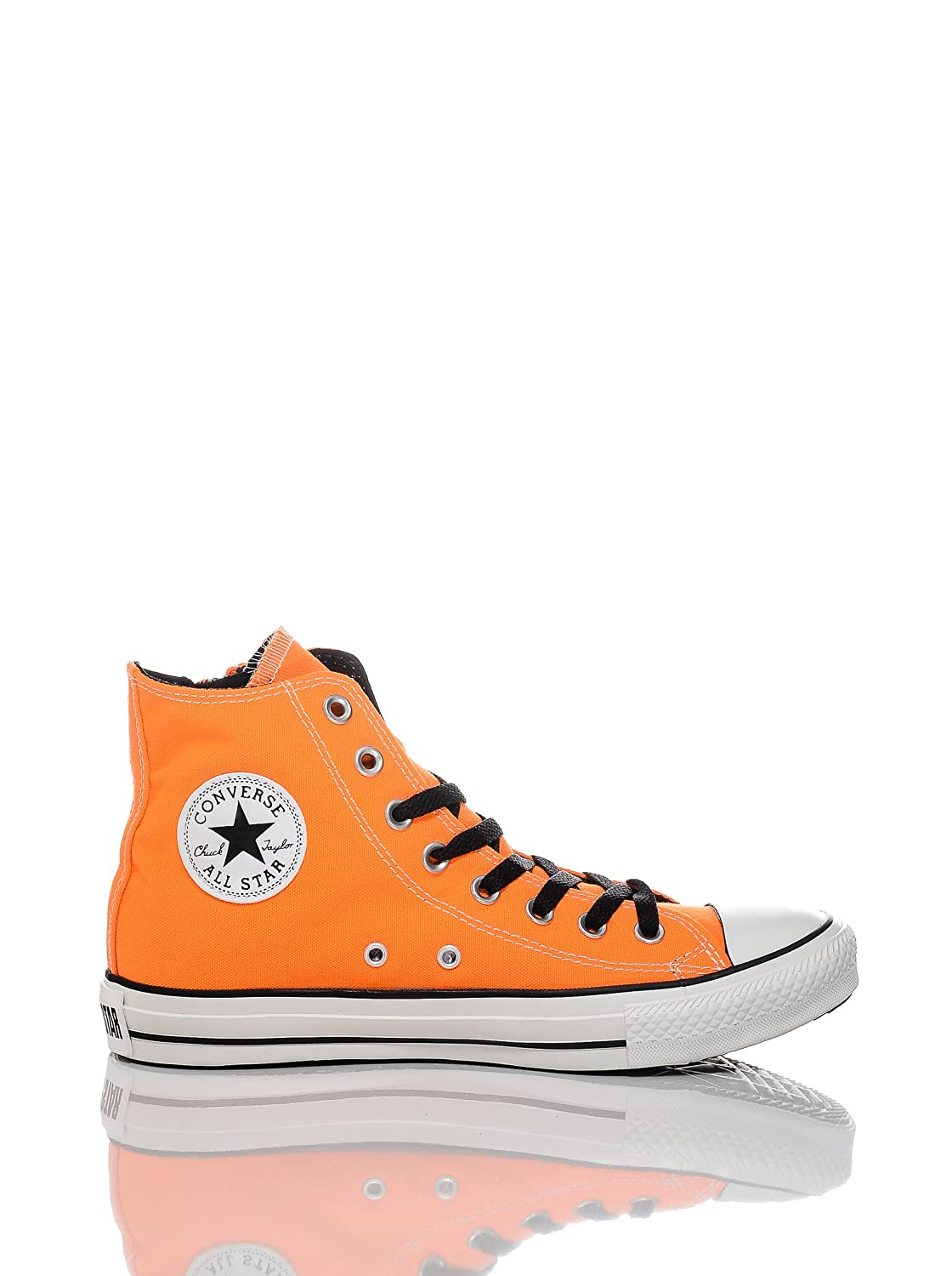Converse Sneakers All Star Side Zip orange/schwarz orange/schwarz orange/schwarz EU 39 (US 6) - 494710