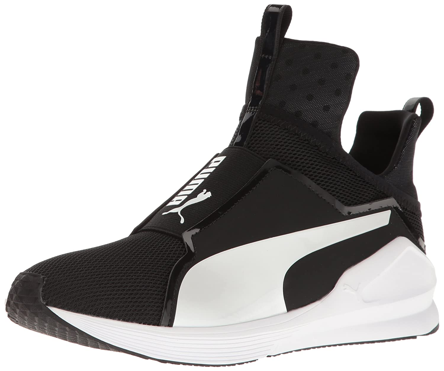 PUMA Women's Fierce Core Cross-Trainer Shoe B01J5RW1AK 10 B(M) US|Puma Black-puma White
