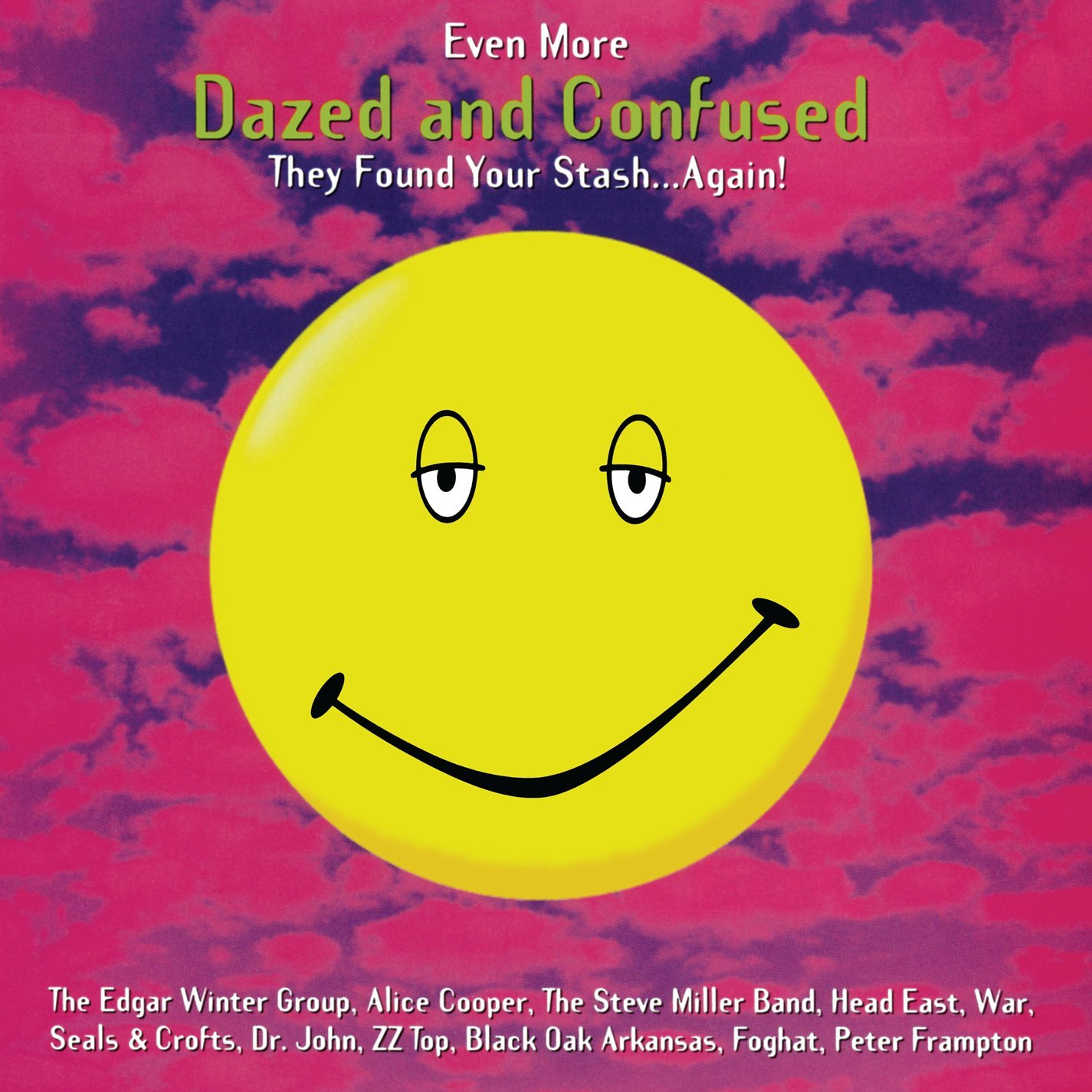 Vinilo : Various Artists - Even More Dazed & Confused: Music From Motion Picture (Purple, Limited Edition, Colored Vinyl, Pink)
