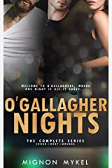 O'Gallagher Nights: The Complete Series Kindle Edition
