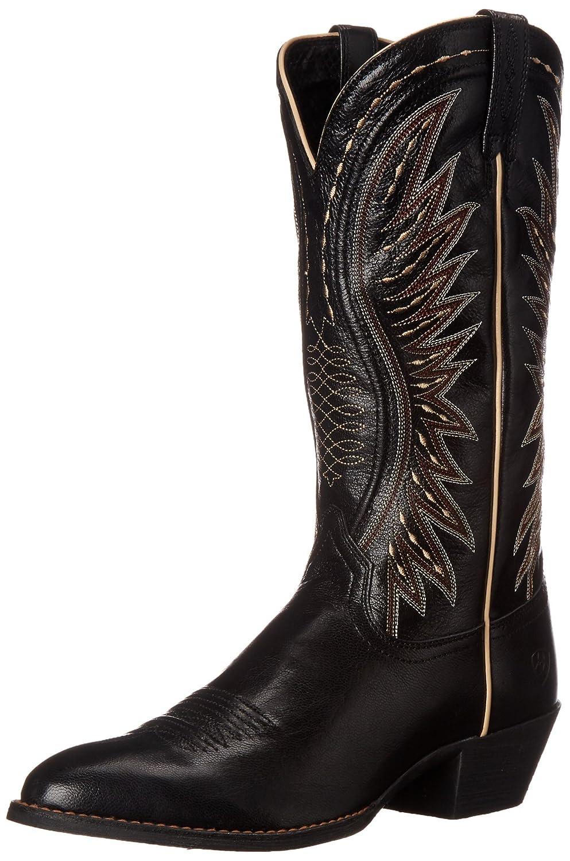 Ariat Women's Ammorette Western Boot B013WSGFWS 6 M US|Old Black