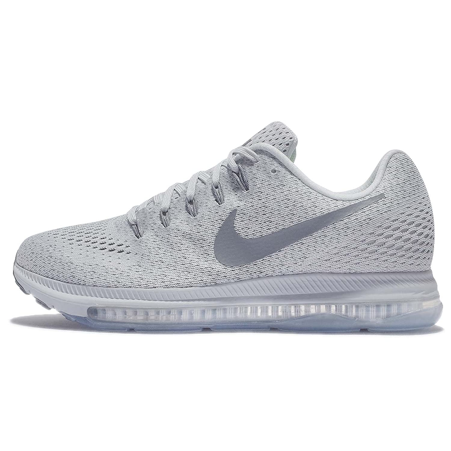 NIKE Women's Zoom All Out Low Running Shoes B076H51TZD 9 B(M) US|Light Grey