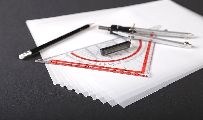 Clairefontaine 975129C 975129C 975129C Ries Transparentpapier (DIN A4, 21 x 29,7 cm, 100 Blatt, 230 g, ideal für technische Zeichnen) transparent B0722847H4 | Schön geformt  | Genial  | Der neueste Stil  f76d51