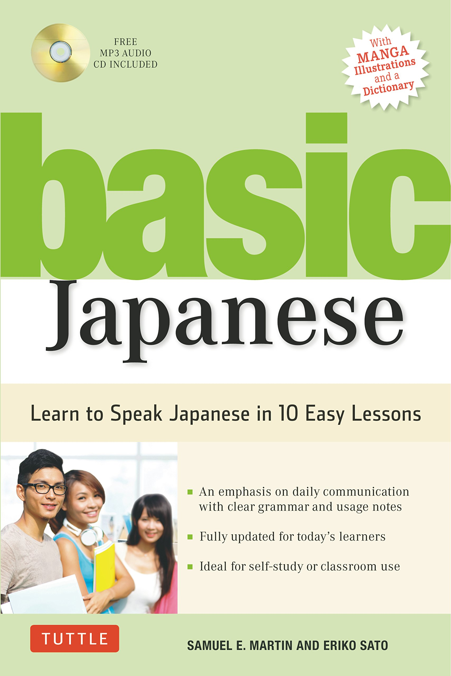 Amazon Com Basic Japanese Learn To Speak Japanese In 10 Easy