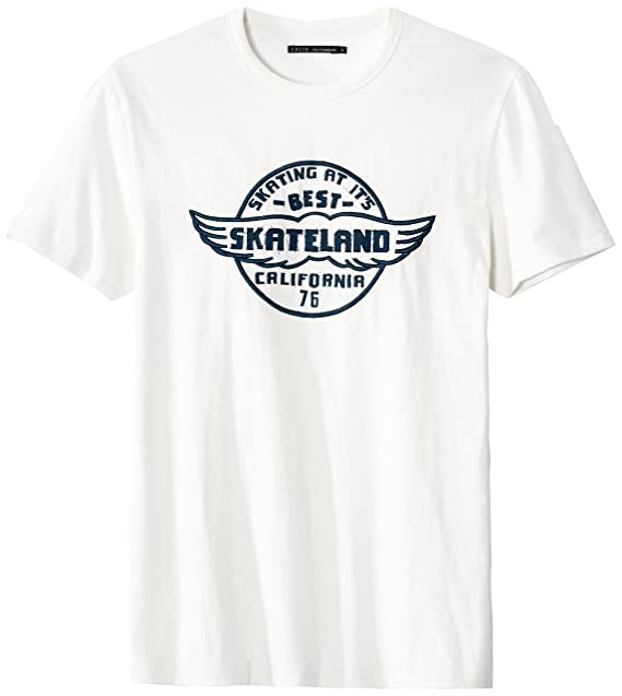 Celio JESKATLAND, Camiseta para Hombre, Blanco (Off White), Large