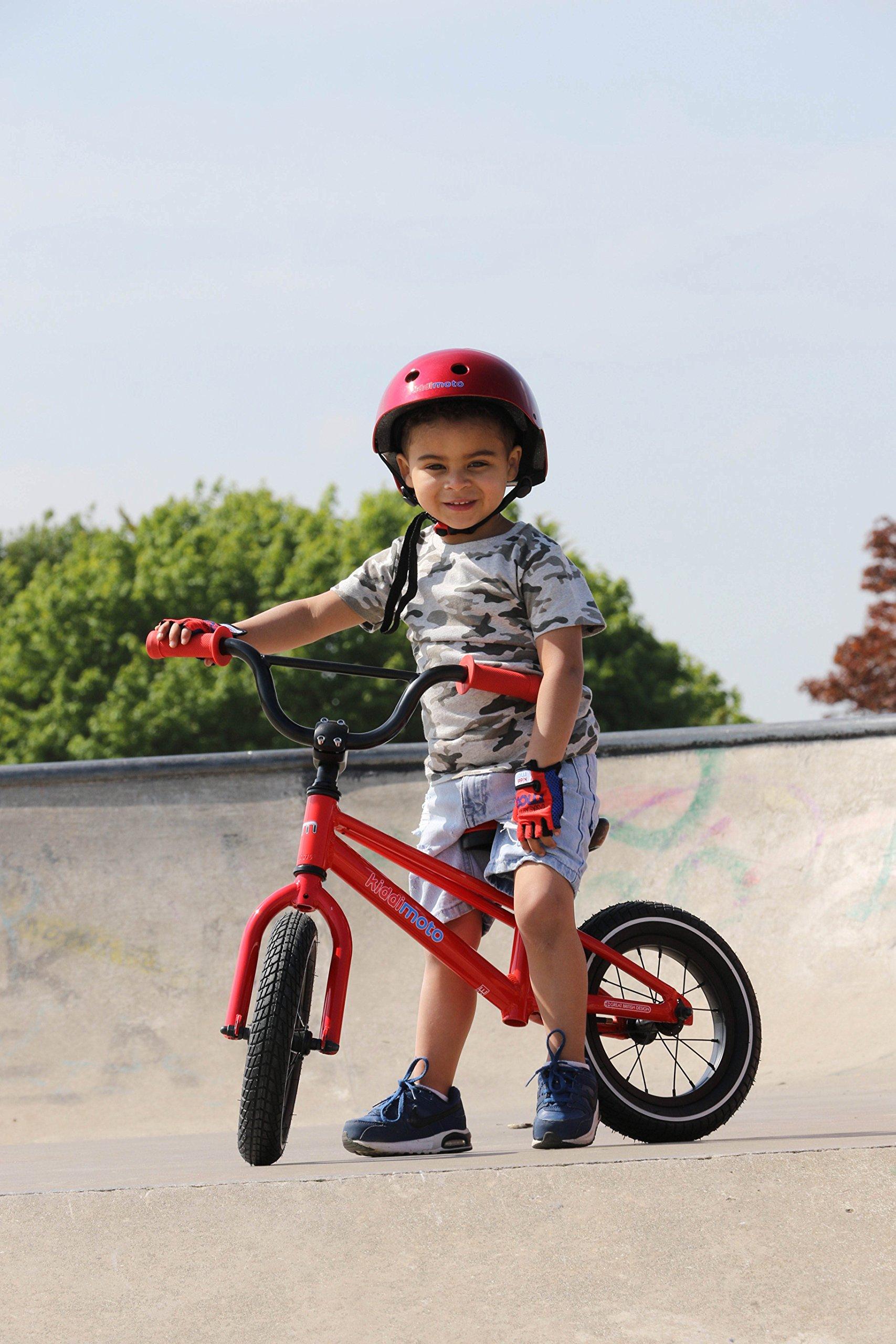 Kiddimoto BMX Running/Balance Bike, Red by Kiddimoto (Image #4)