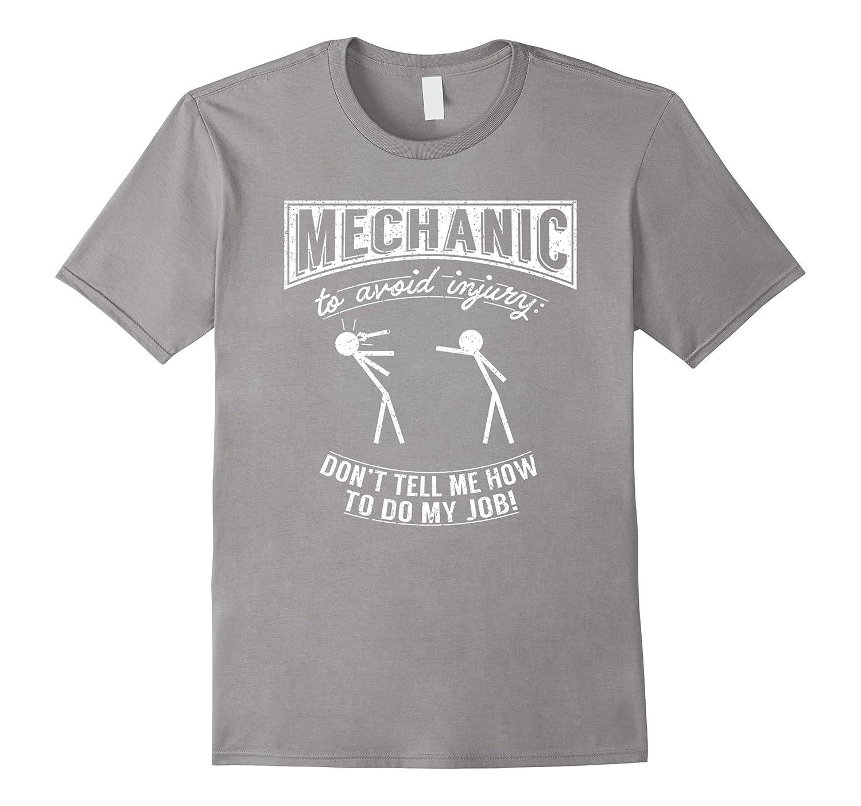 Funny Mechanic T-Shirt :