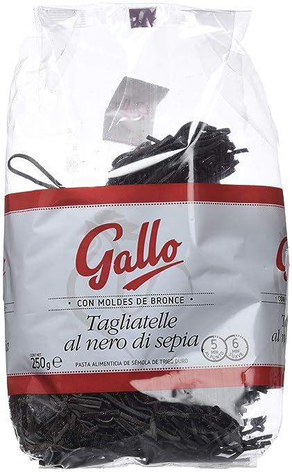 Gallo Tagliatelle al Nero di Sepia - 250 gr