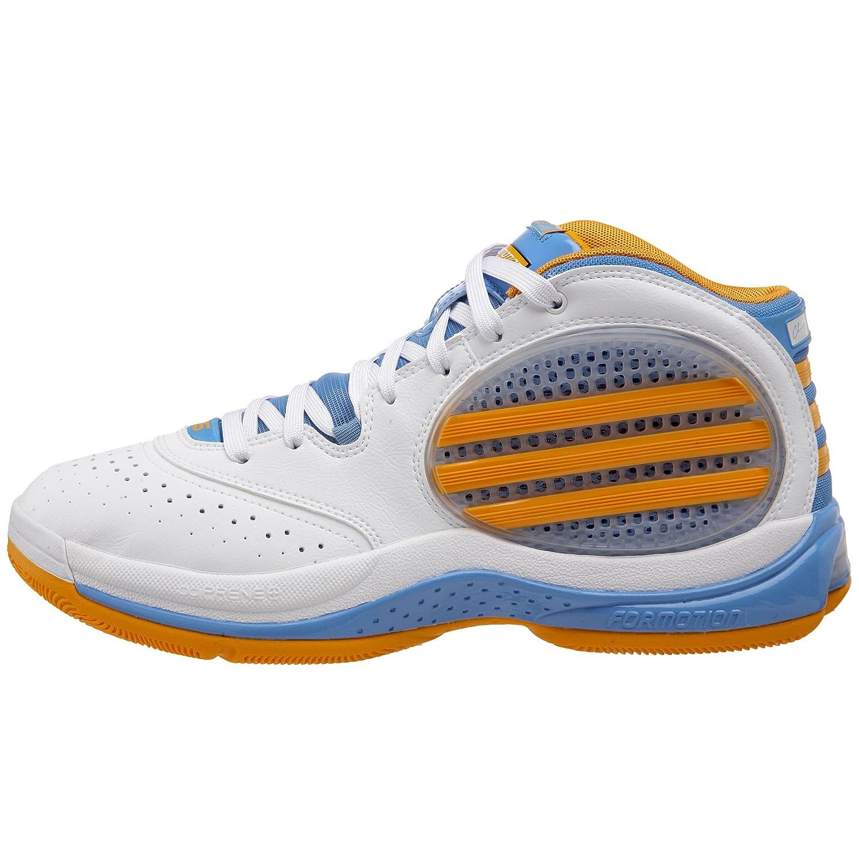 c0e4f650cc66 Adidas TS Cut Creator Chauncey Billups G08214 Mens Basketball shoes White  15 UK  Amazon.co.uk  Shoes   Bags