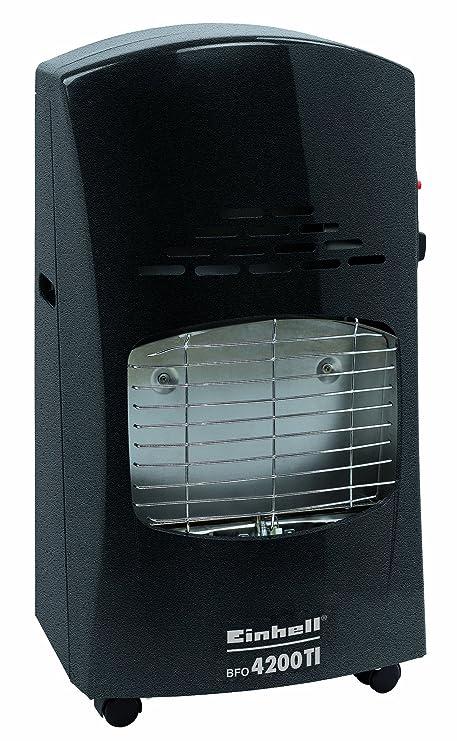Einhell BFO 4200 TI - Estufa de gas con llama azul