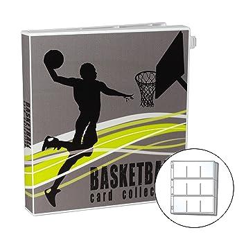 UniKeep Tarjeta de Comercio de Baloncesto cartón: Amazon.es ...