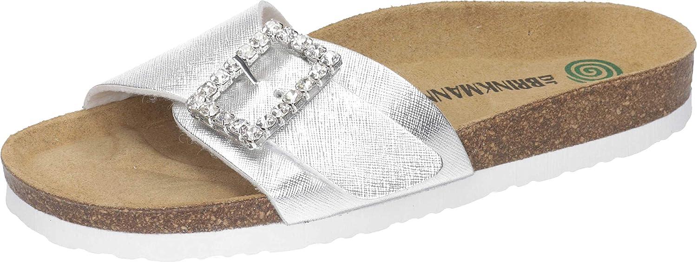 Dr. Brinkmann New product! New type Women's 700043-92 Sandal Max 67% OFF Flat