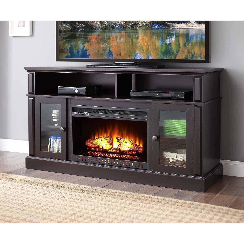 Expresso WhalenリモートコントロールBarston暖炉メディアコンソールのテレビのUp To 70