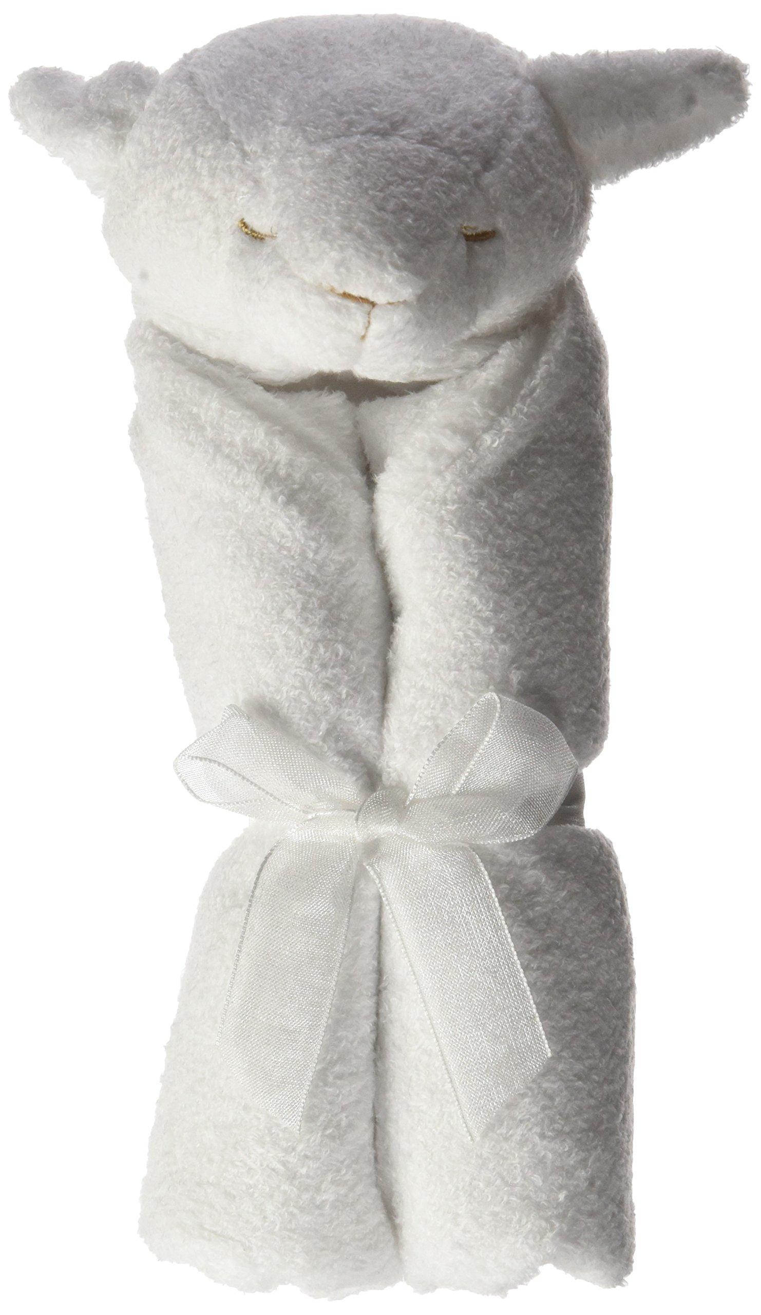 Angel Dear Blankie, White Lamb