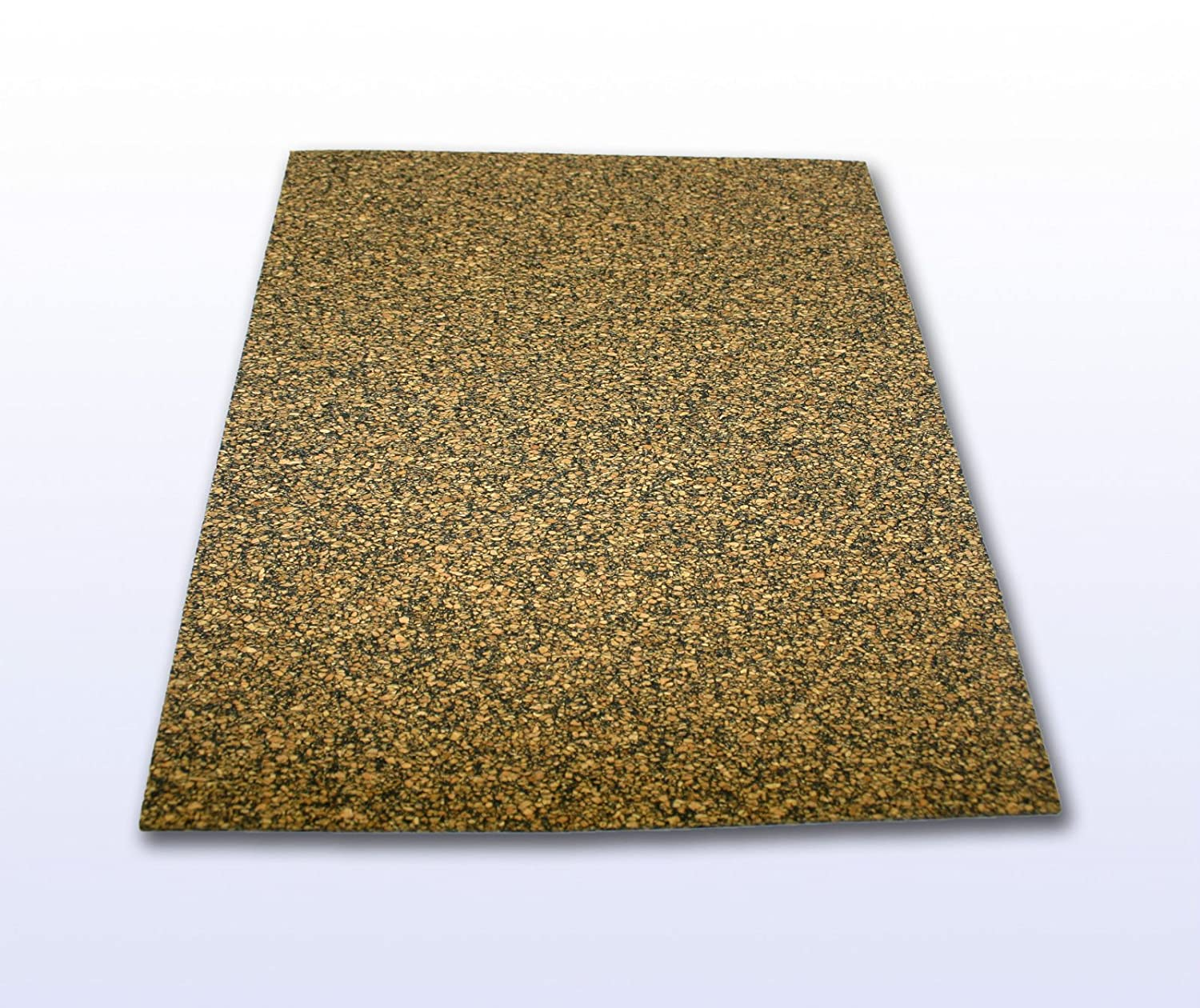 Nitrile bonded cork sheet - gasket material - A4 size 3mm thick