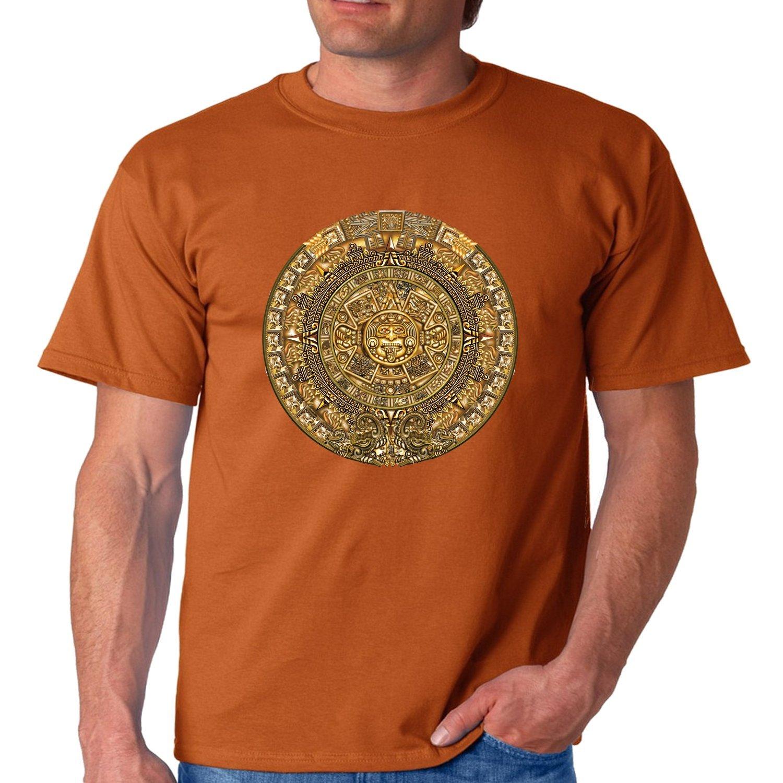 Juiceclouds Aztec Mayan Calendar S Shirts