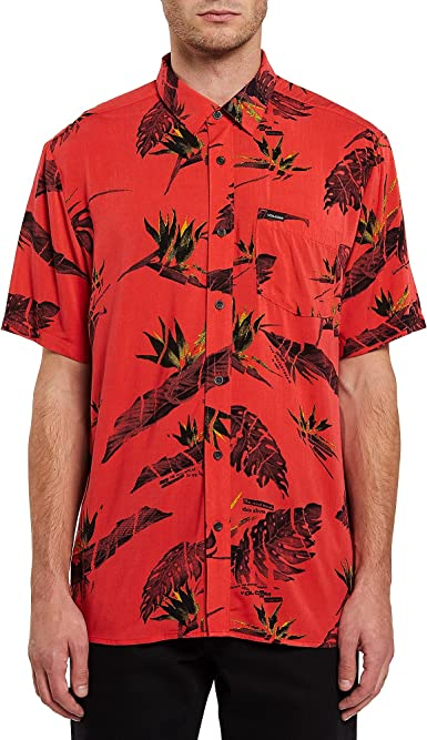Volcom Camisa Abotonada para Hombre