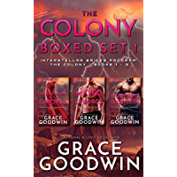 The Colony Boxed Set 1: Books 1-3 (Interstellar Brides Program: The Colony)