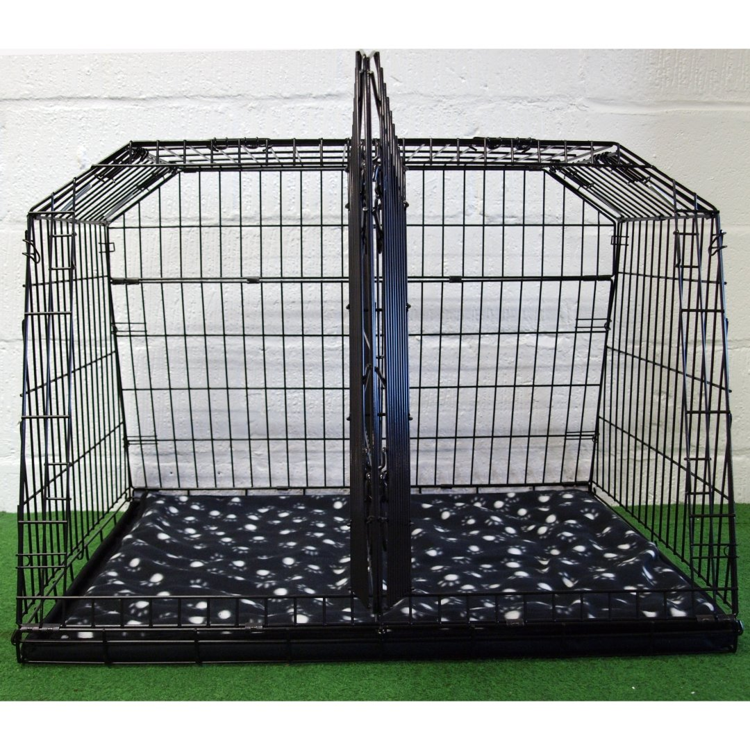 Single Pet World HYUNDAI SANTA FE 2006 ONWARDS CAR DOG CAGE BOOT TRAVEL CRATE