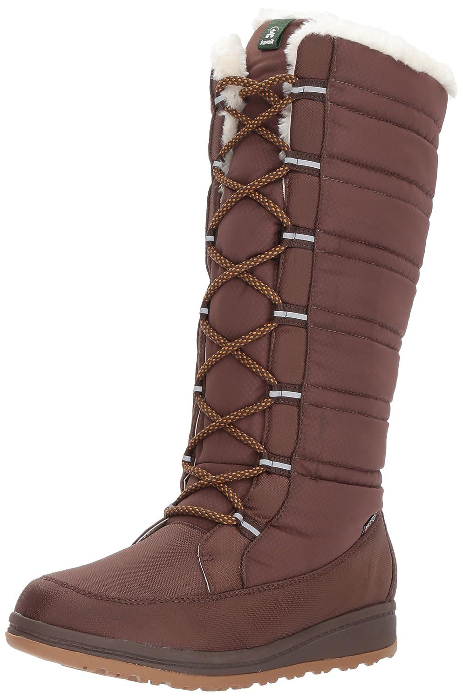 Kamik Women's Starling D Snow Boot B01N1XIZQ5 10 D Starling US|Chocolate 49f416