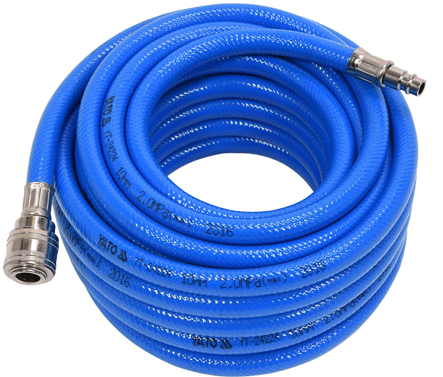 Yato yt-24221/ /Air Hose PVC with Coupling