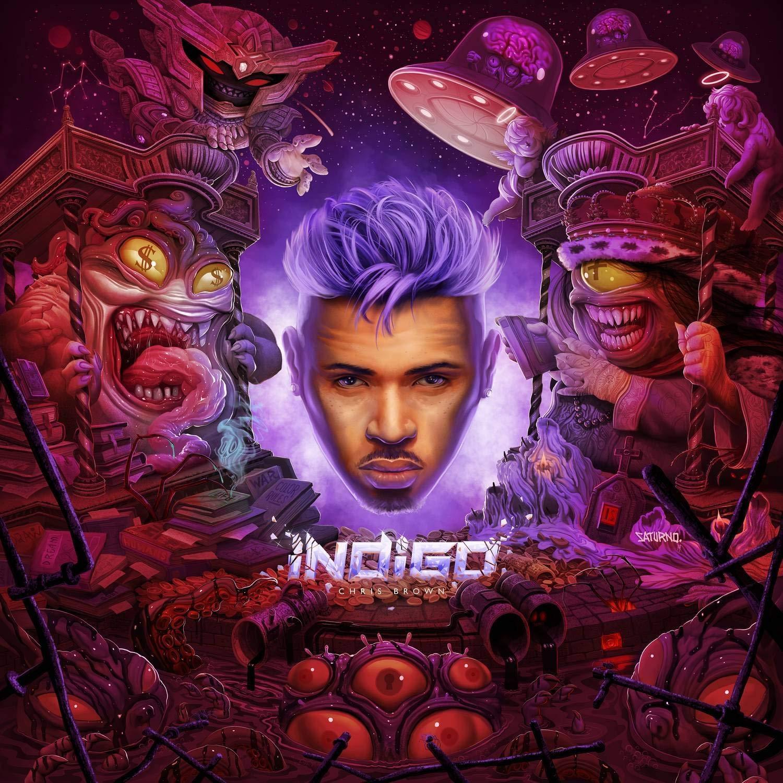 Chris Brown Indigo Music