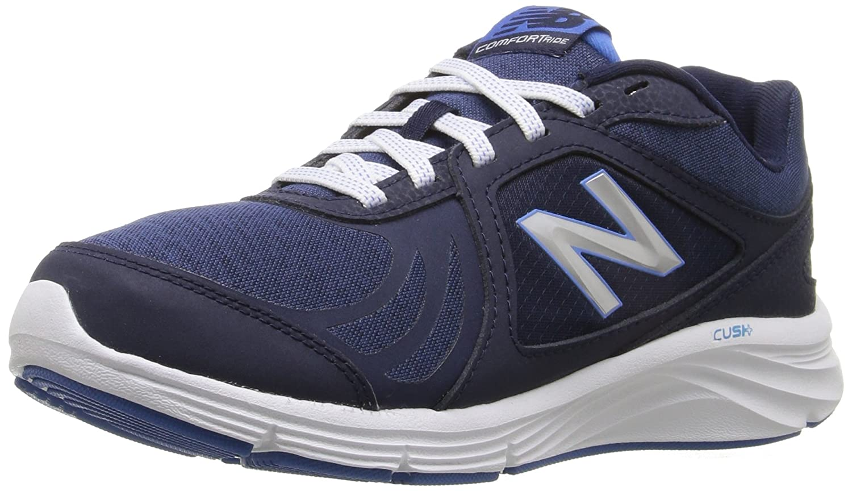 New Balance Women's WW496V3 Walking Shoe-W CUSH + Walking Shoe B0195IOK1C 10 2A US|Blue