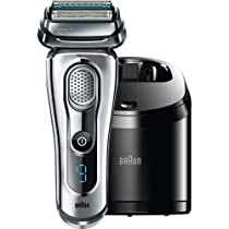 NEW! Braun Series 9 9095cc Electric Shaver with Cleaning Center